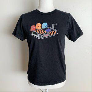 Pac Man X Ghostbusters Mashup Threadless Shirt